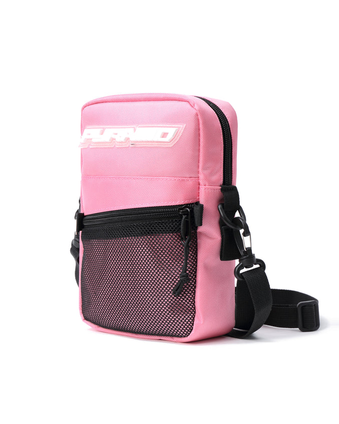 SMALL TECH SHOULDER BAG - Color: PINK
