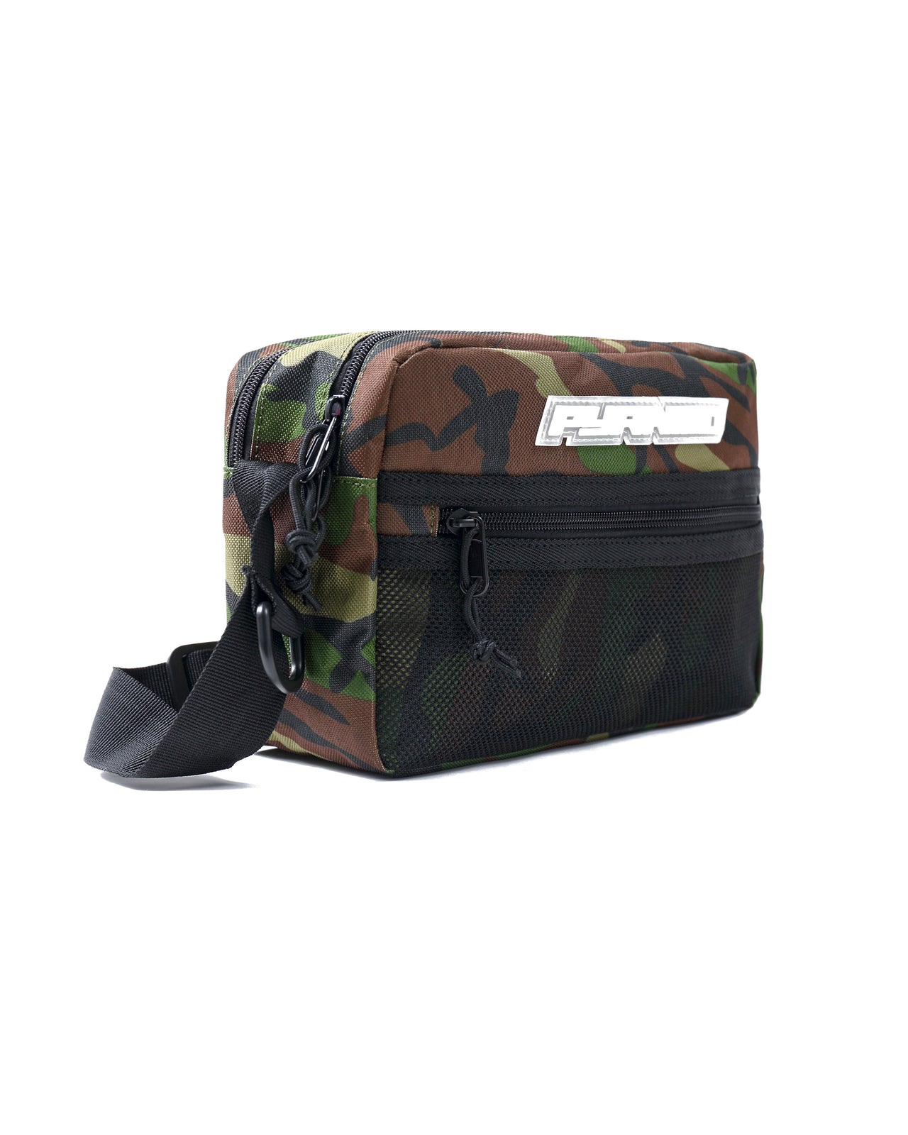 MEDIUM TECH SHOULDER BAG - Color: CAMO