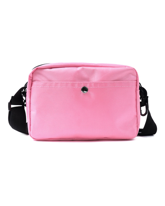 MEDIUM TECH SHOULDER BAG - Color: PINK