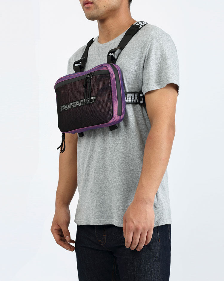 CHEST RIG 2.0-COLOR: PURPLE