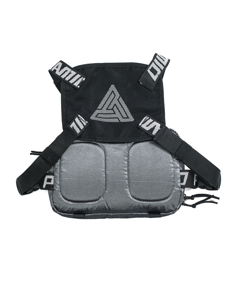 CHEST RIG 2.0-COLOR: SILVER