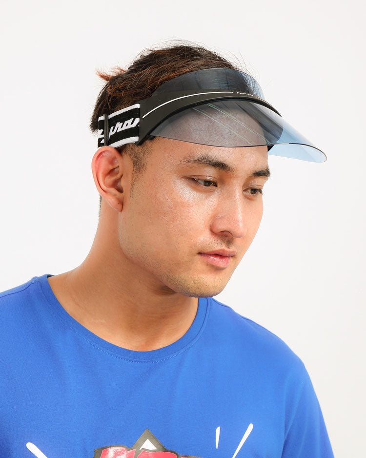 BP FUTURE VISOR-COLOR: BLUE