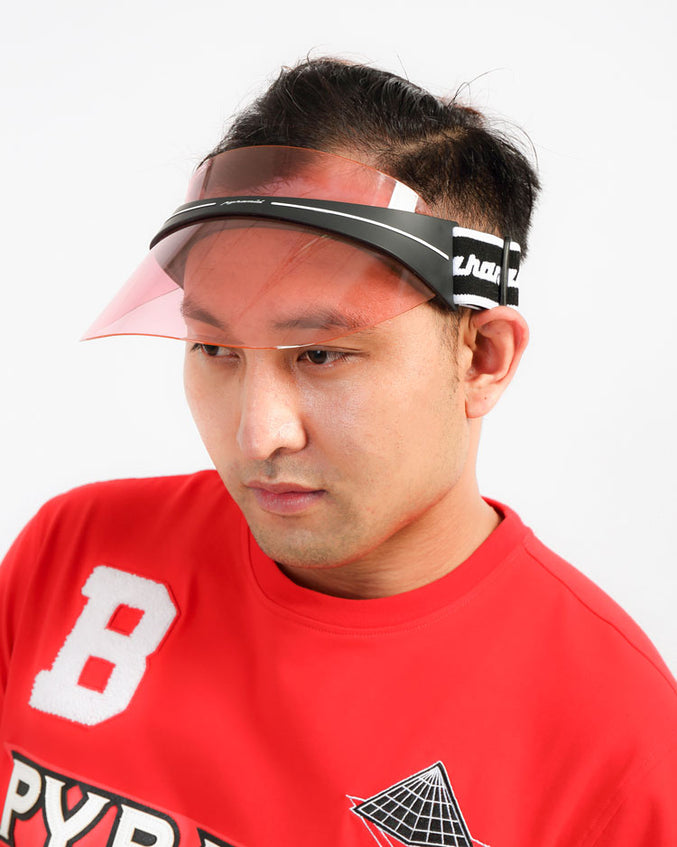 BP FUTURE VISOR-COLOR: PINK