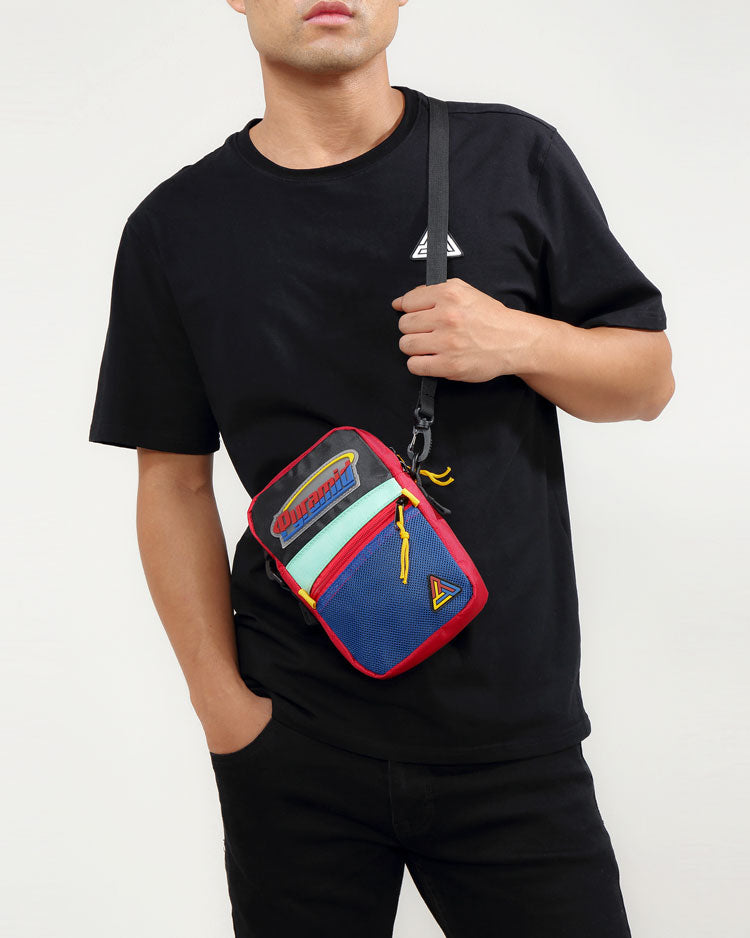 ORBIT LOGO SMALL SIDE BAG