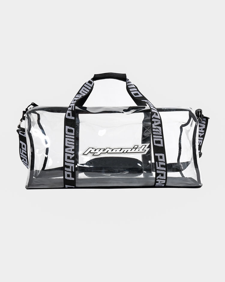 BP CLEAR DUFFLE BAG