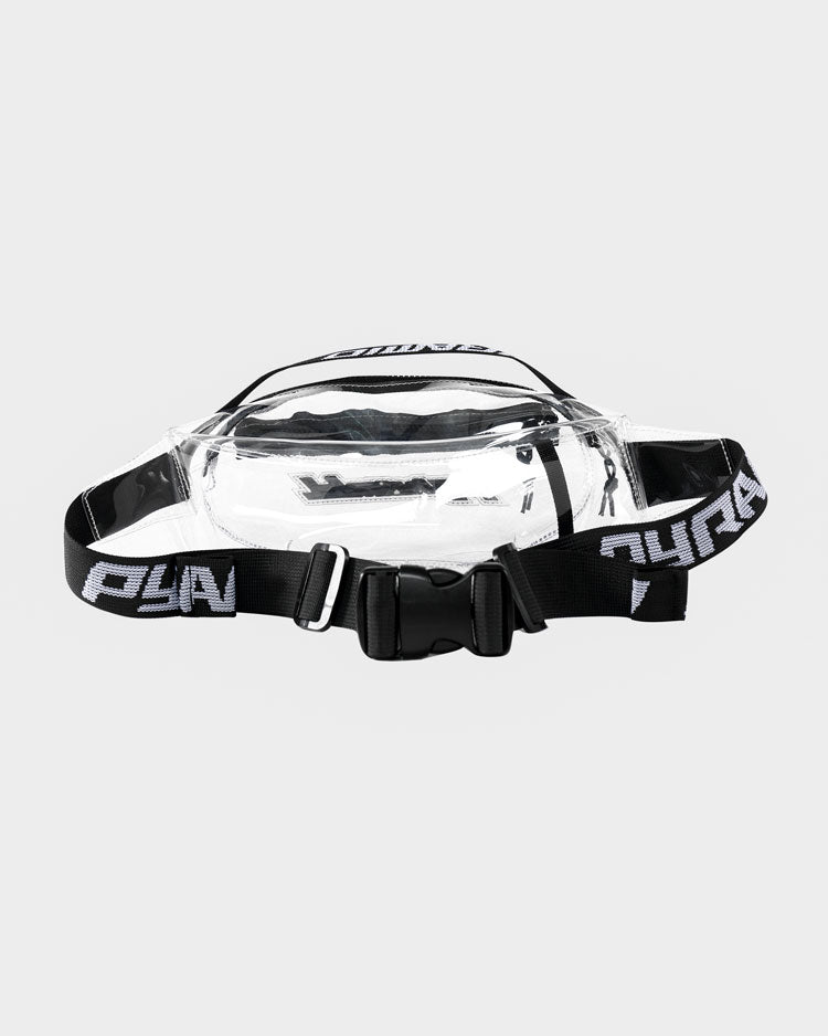 BP CLEAR SLING BAG-COLOR: CLEAR