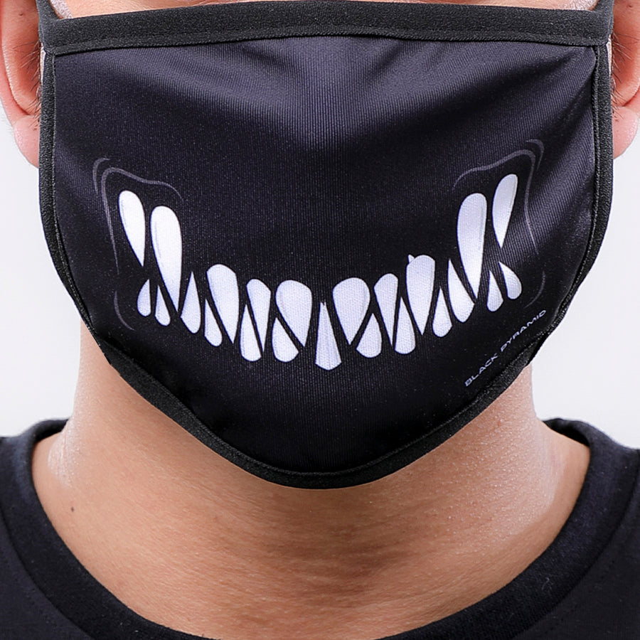 MONSTER BITE FACE MASK