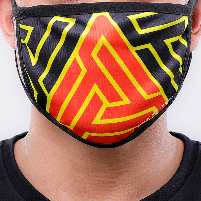 HIDDEN MAZE FACE MASK