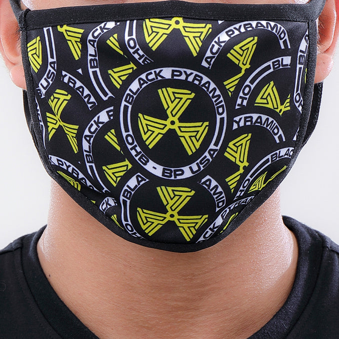 MULTI HAZARD MAZE FACE MASK