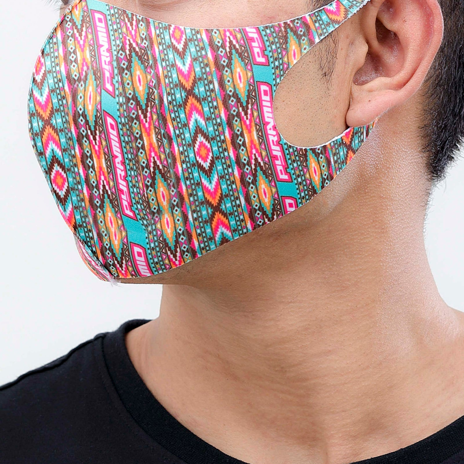 NAVAJO FACE MASK-COLOR: MULTI