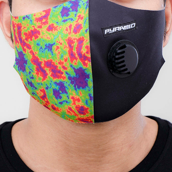 THERMO SCAN FACE MASK-COLOR:MULTI