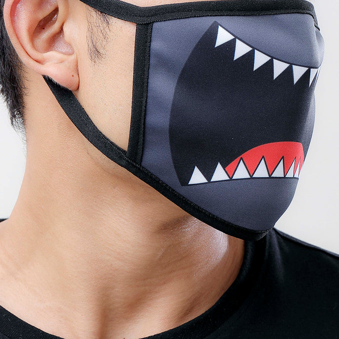 Smiles Mask-COLOR: MULTI