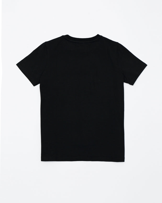 Black Pyramid Kids Tee - Color: Black