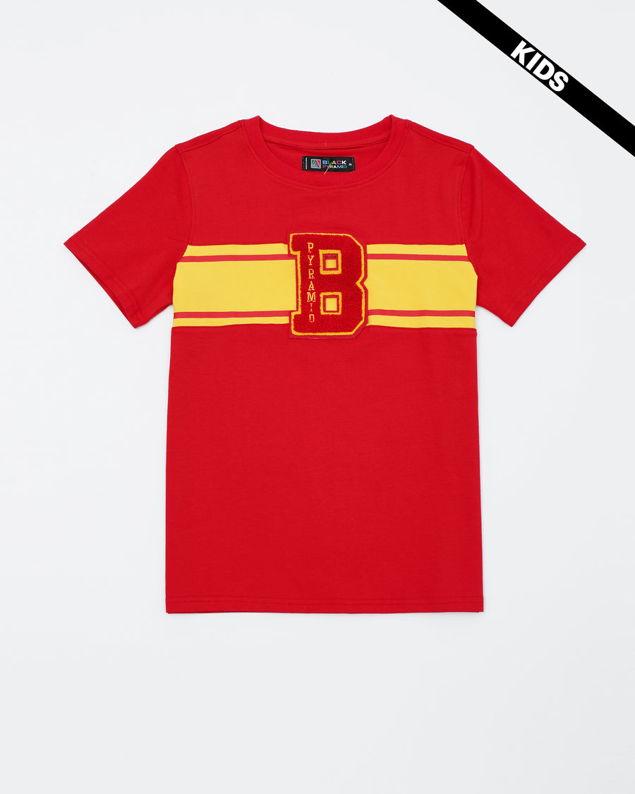 B Pyrmaid Kids Tee