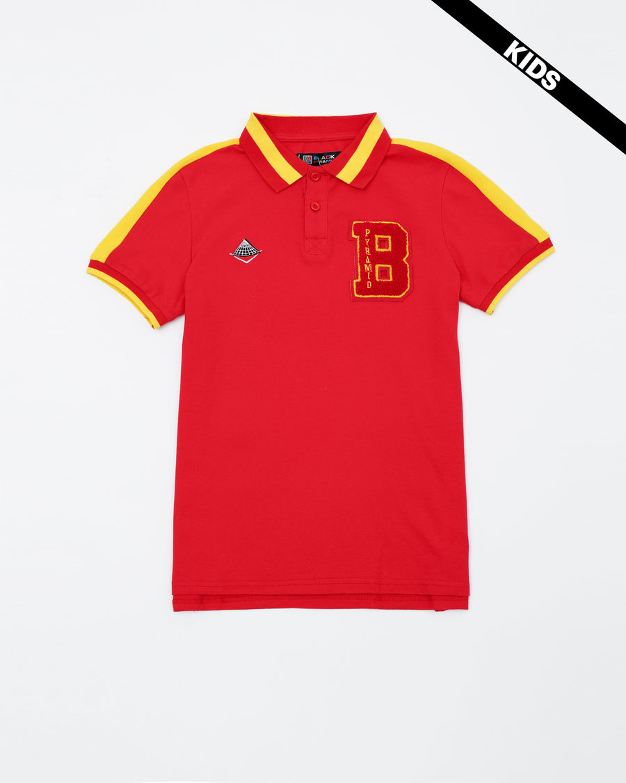 B Pyramid Kids Polo