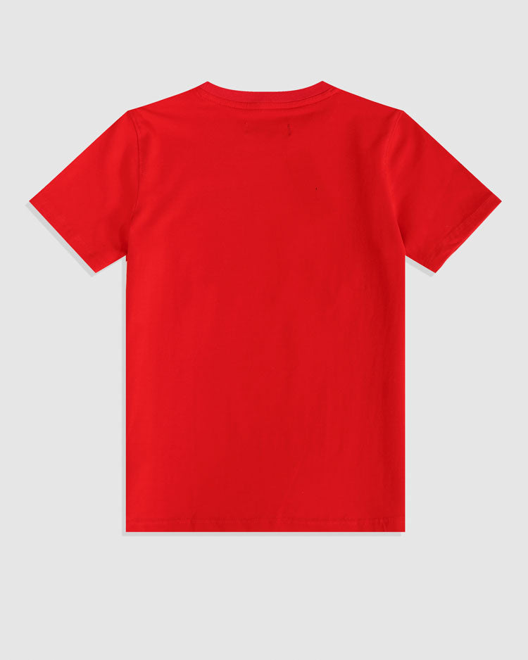 KIDS CRYING EYES SHIRT-COLOR: RED