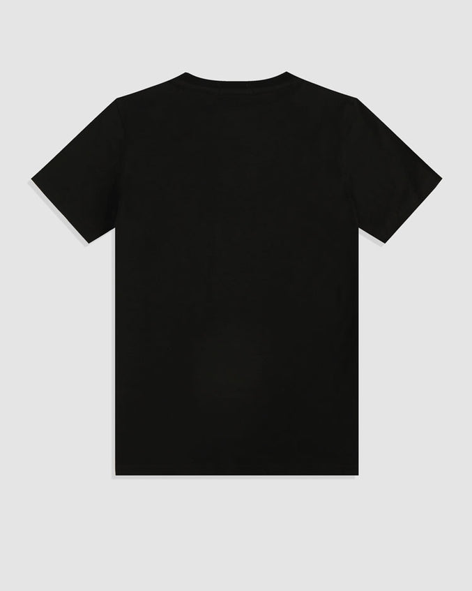 KIDS PYRAMID BOB SHIRT-COLOR: BLACK