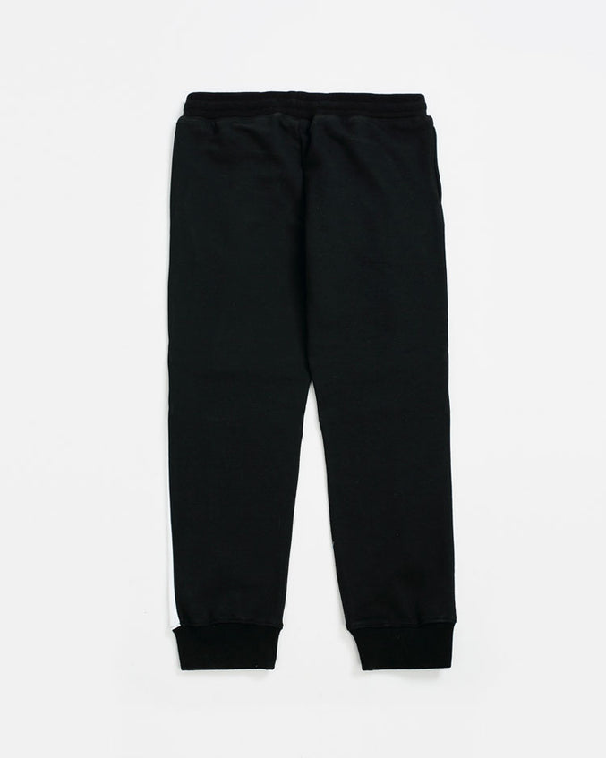 KIDS USA REFLECTIVE PANT-COLOR: BLACK