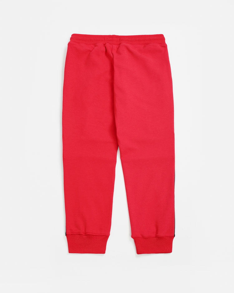 KIDS USA REFLECTIVE PANT-COLOR: RED