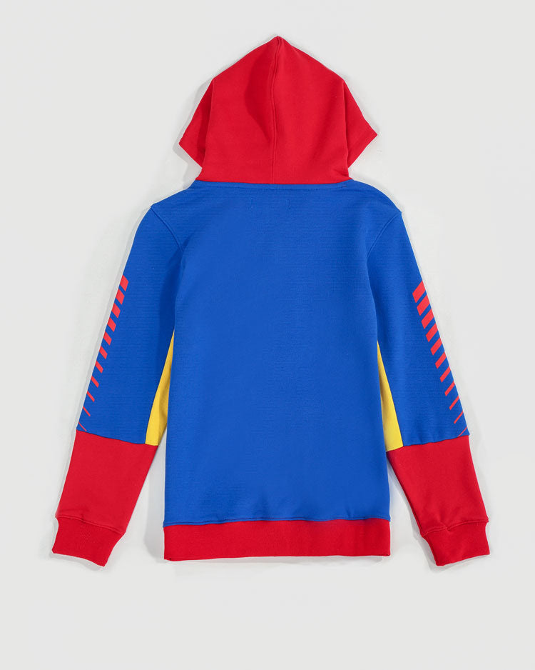 KIDS 1989 HOODY-COLOR: RED