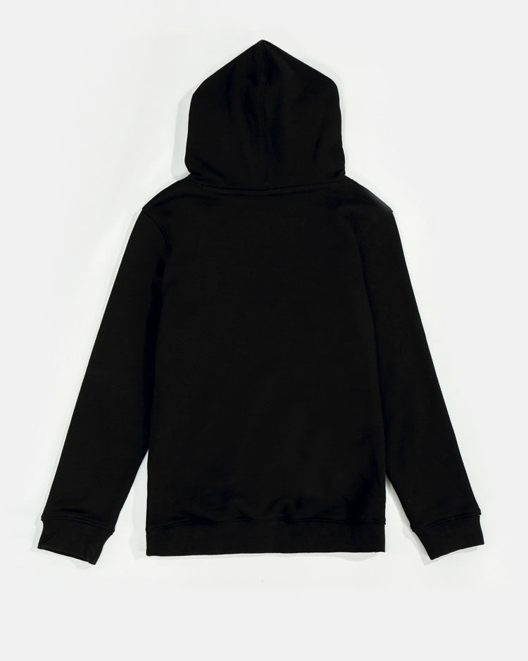 KIDS CYBER SHARK HOODY-COLOR: BLACK