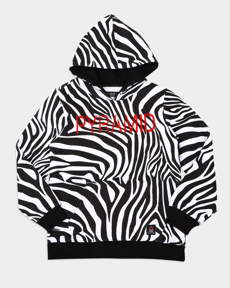 KIDS PRIMAL ANIMAL HOODY