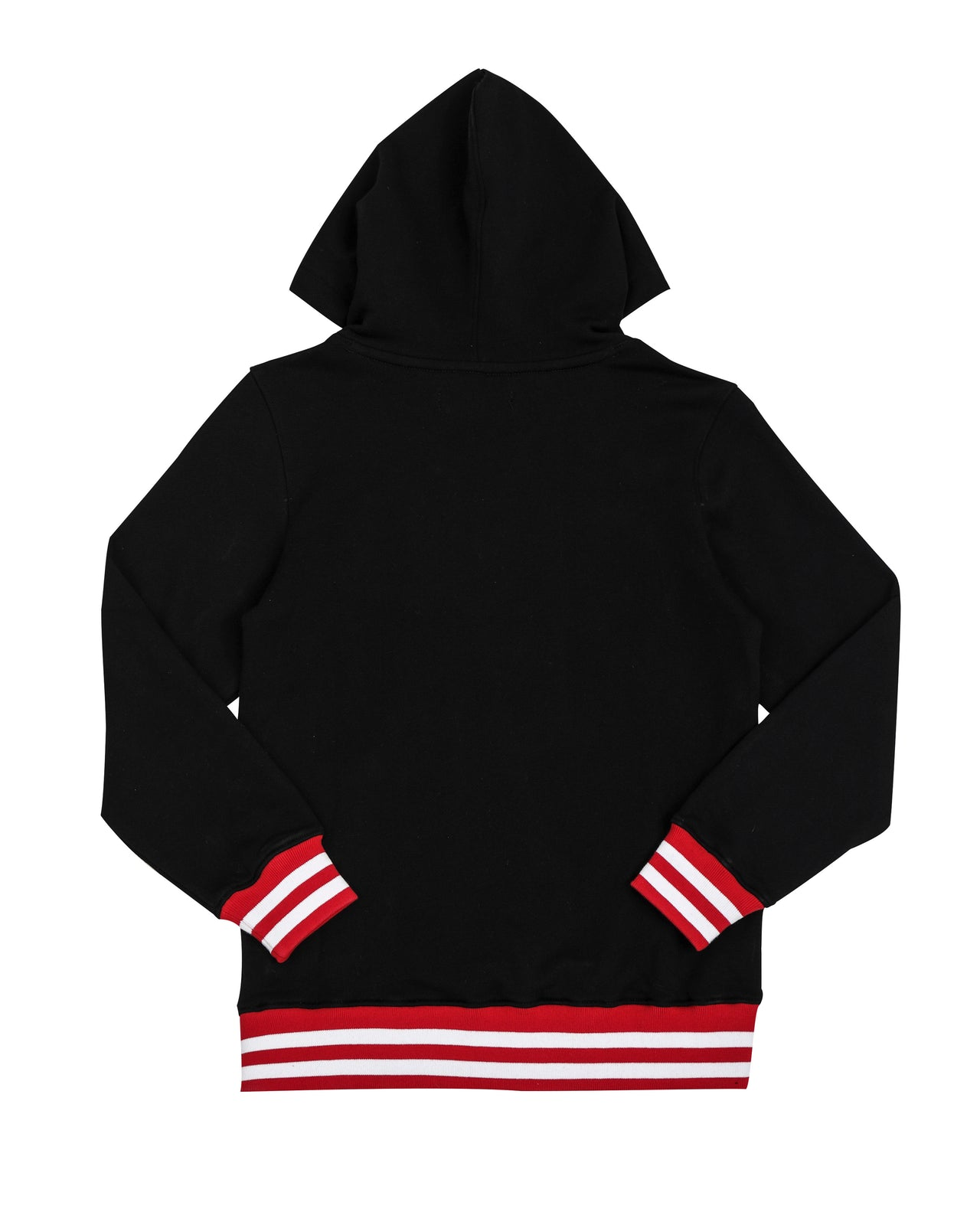 KIDS PYRAMID HUNGRY HOODY-COLOR: BLACK