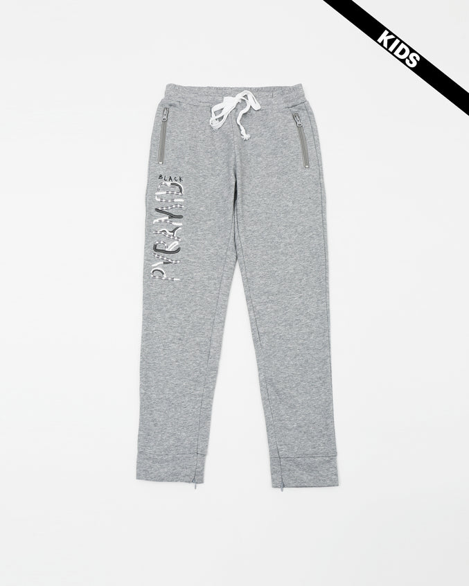 Whimsical Kids Pant - Color: Gray