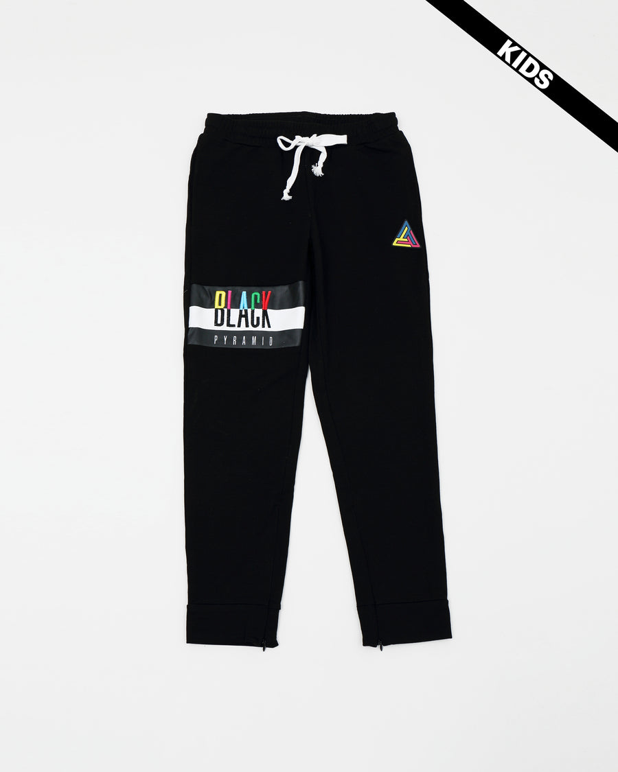 Black Pyramid Kids Pants