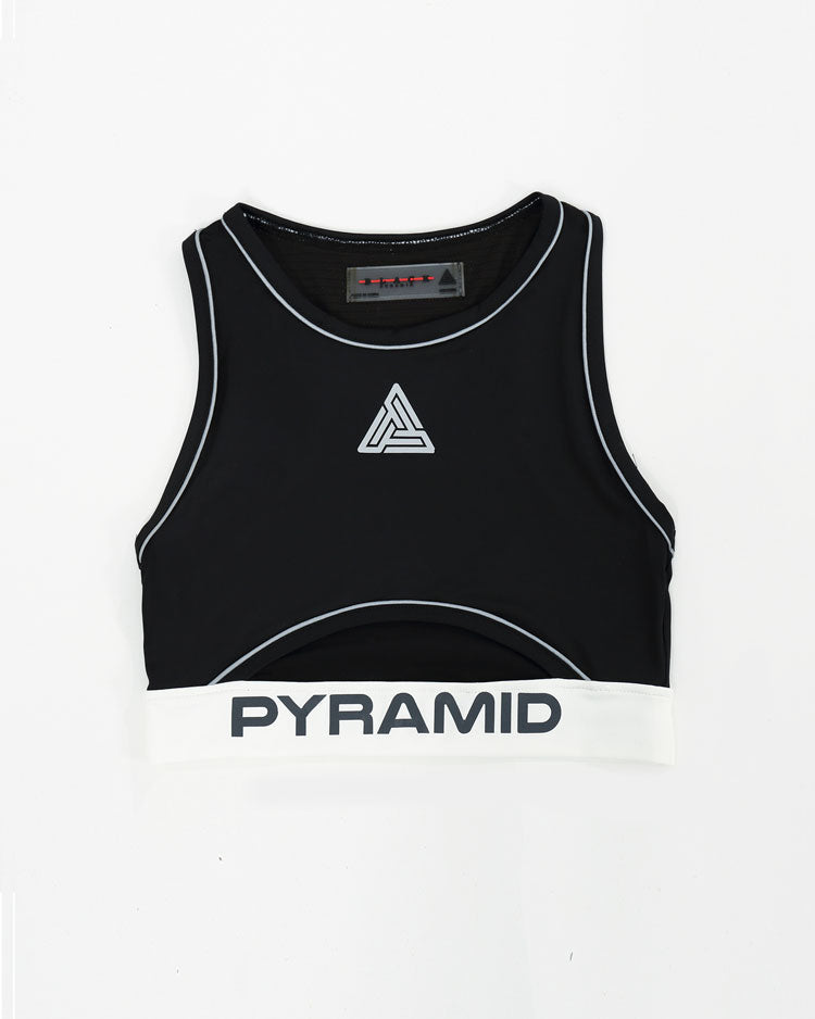 WOMENS REFLECTIVE SPORTS BRA