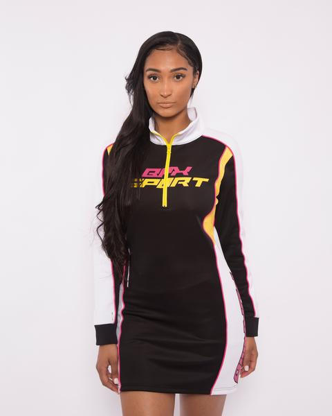 WOMEN BPX SPORT TRACK DRESS