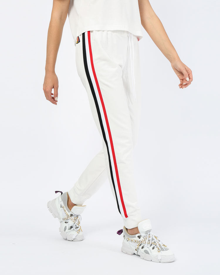 WOMANS FUTURE CLASSIC JOGGER PANT-COLOR: WHITE