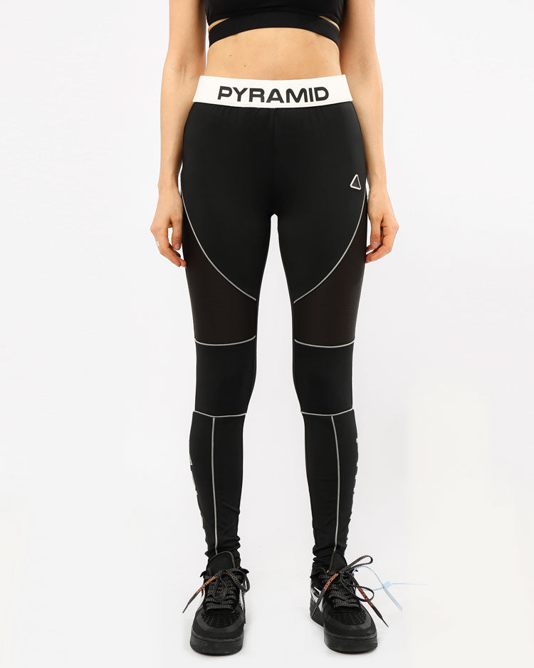 WOMENS REFLECTIVE LEGGINGS