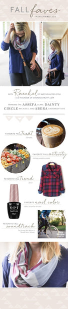Fall Faves: Raechel