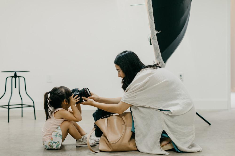 Mommy Photographer | ASHTIN + GEMMA