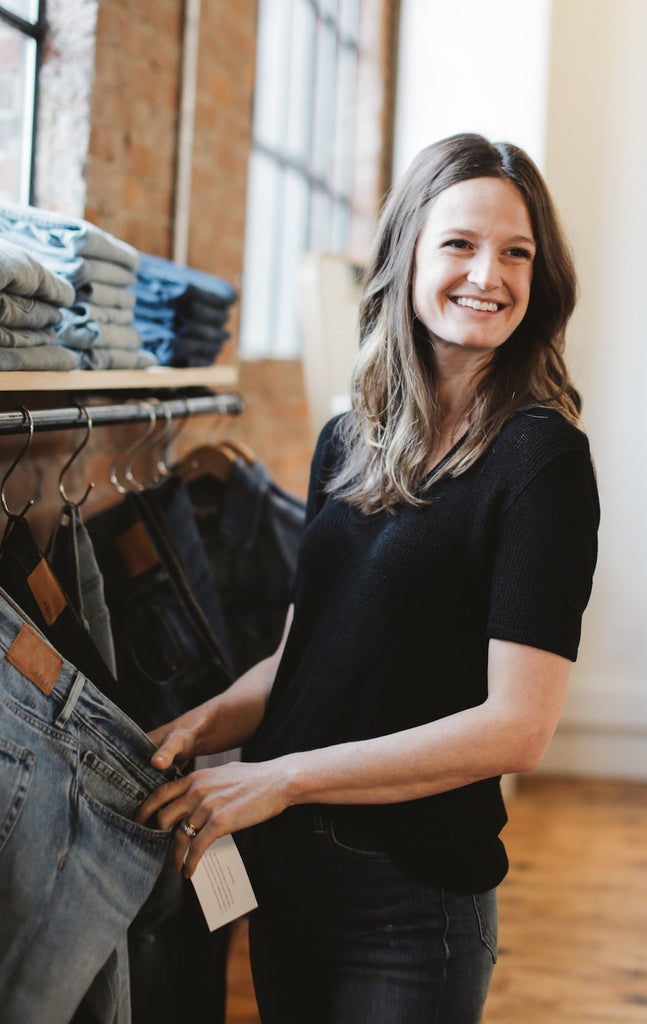 Meet Our Denim Designer: Jenny