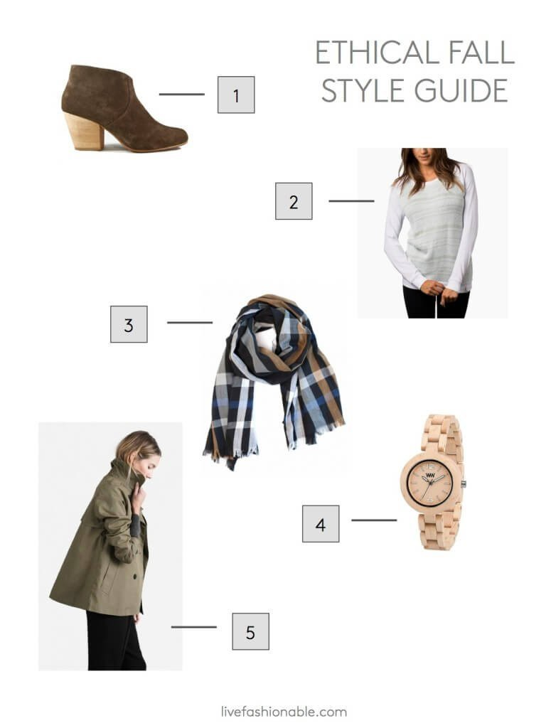Ethical Fall Style Guide
