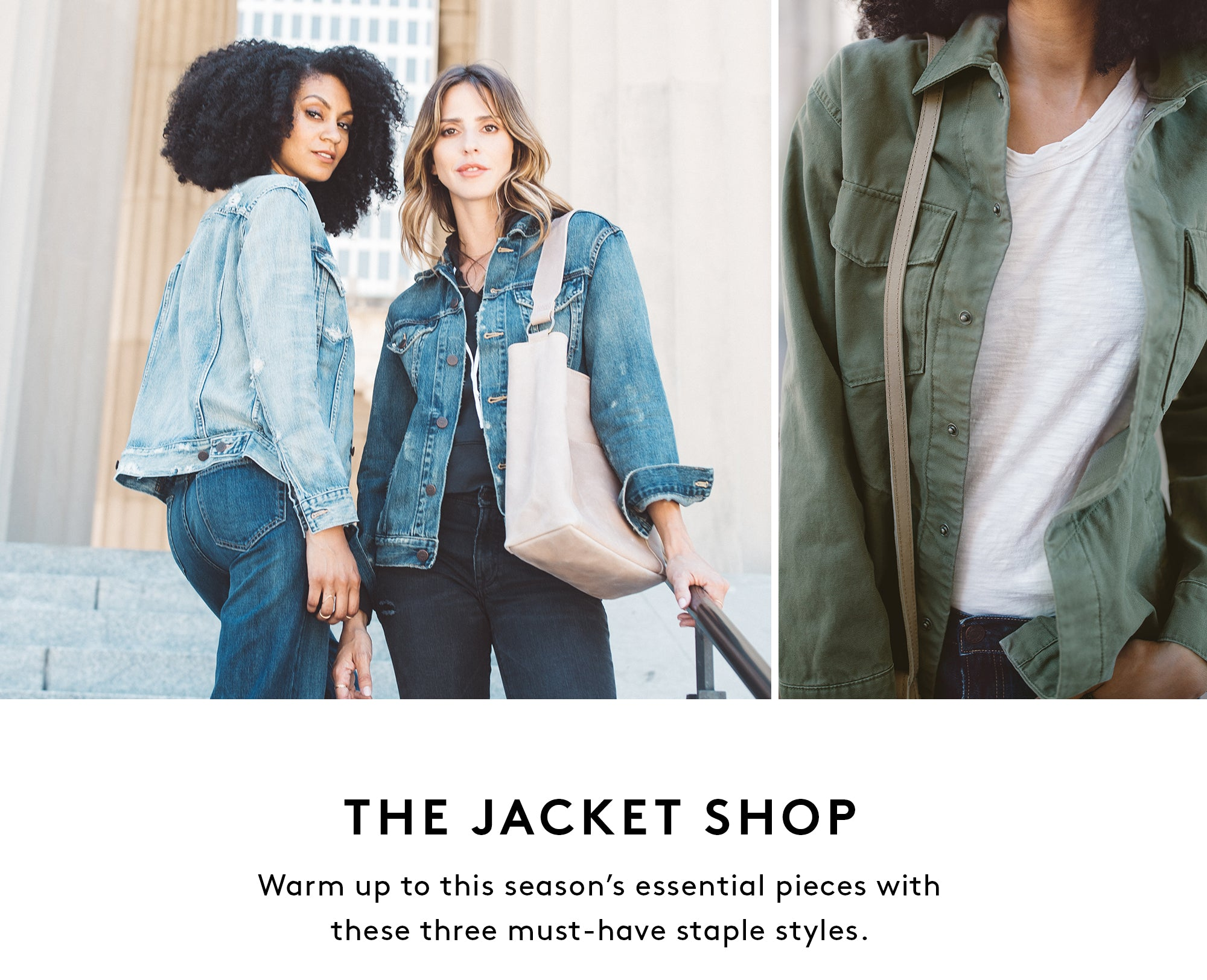 The Jacket Shop