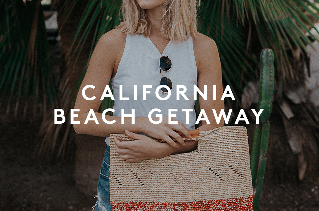 California Beach Getaway