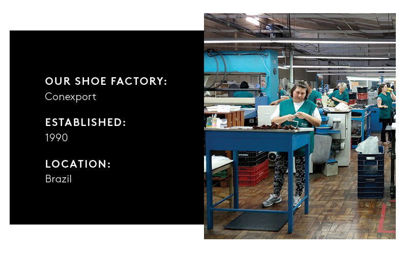 Meet Suzana from our Brazil Shoe