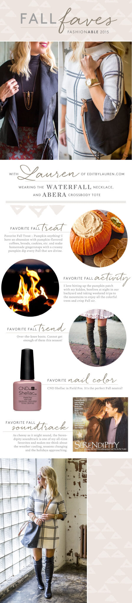 Fall Faves - FASHIONABLE