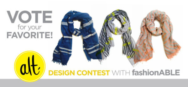 fashionABLE + ALT Design Contest