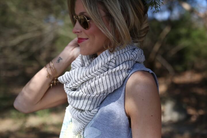 fashionABLE + Happily Grey: Etanesh Stripes 3