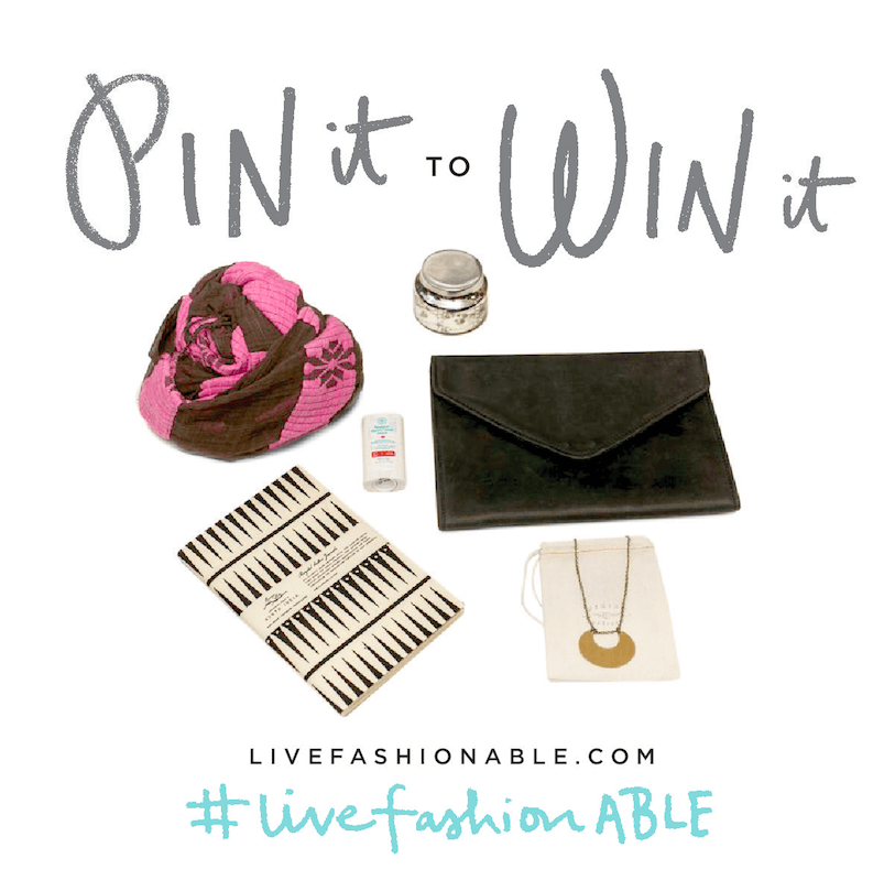 Pin it to Win it - On Towards Autumn at livefashionABLE.com