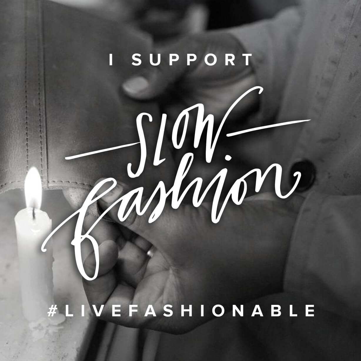 Slow Fashion | livefashionABLE.com