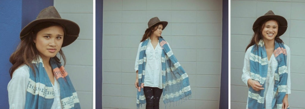 the Meseret Scarf | livefashionABLE.com