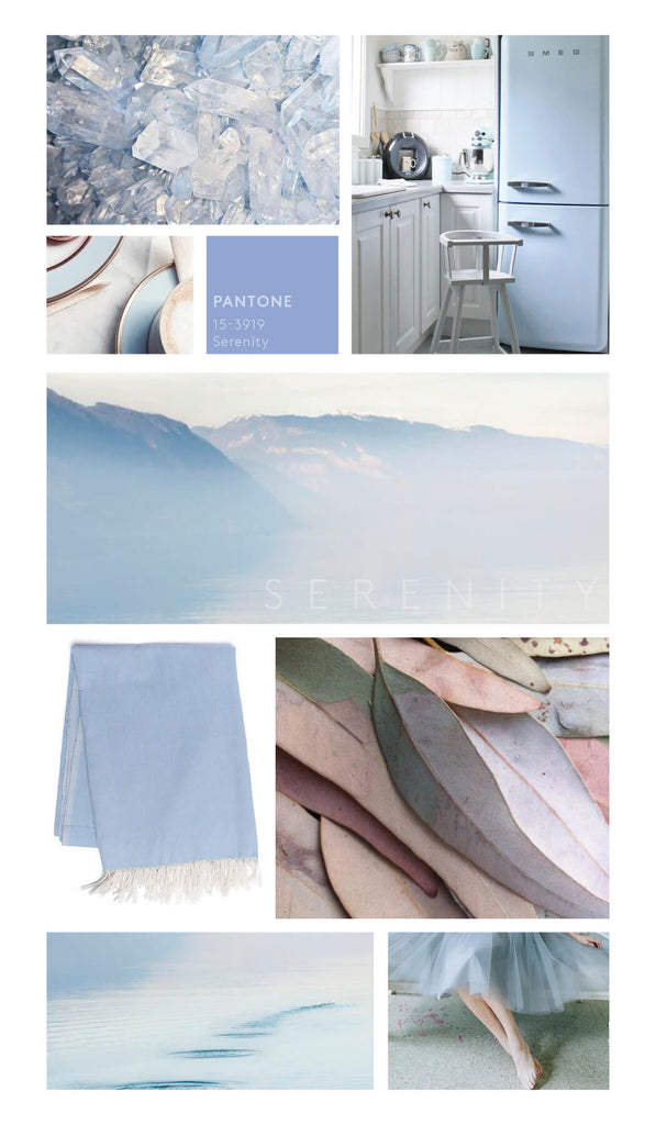 Serenity Blue - FASHIONABLE