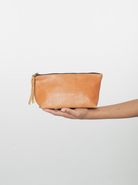 Emnet Mini Pouch Leather