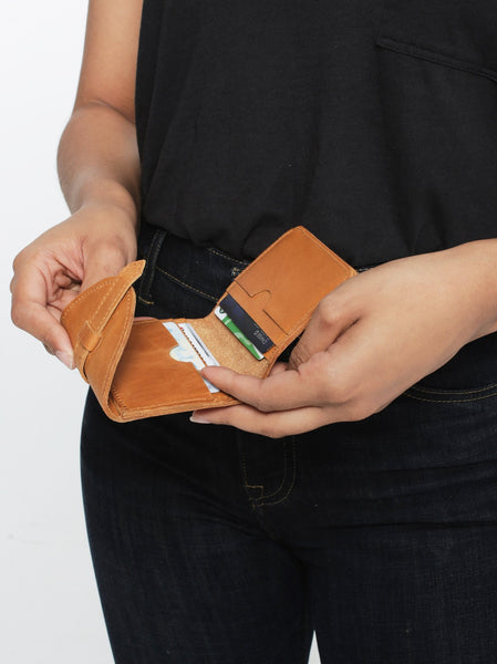 Tirhas Wallet FASHIONABLE Leather