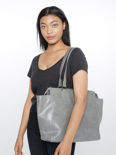 Meles Leather Carryall FASHIONABLE Leather
